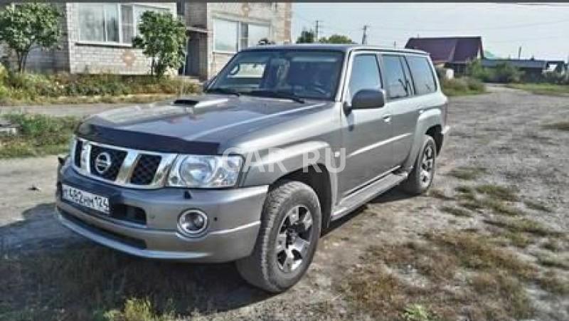 Nissan Patrol, Абакан