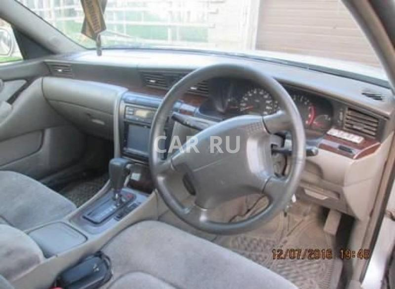 Nissan Laurel, Абакан