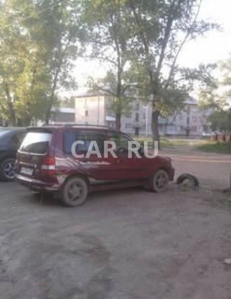 Ford Festiva, Арсеньев