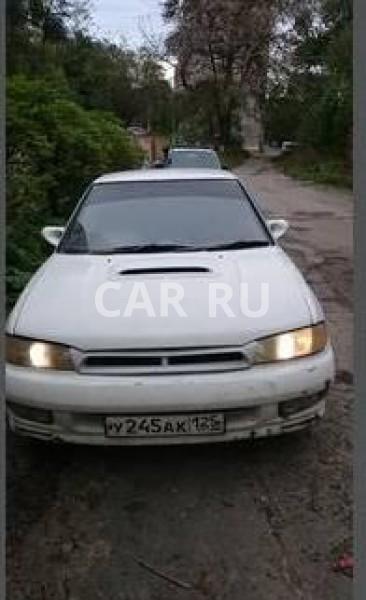 Subaru Legacy, Владивосток
