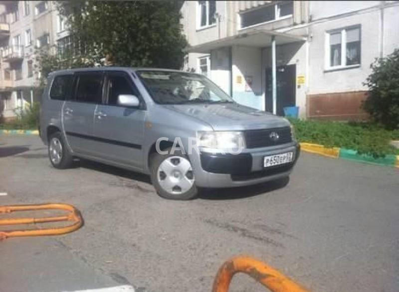 Toyota Probox, Барнаул