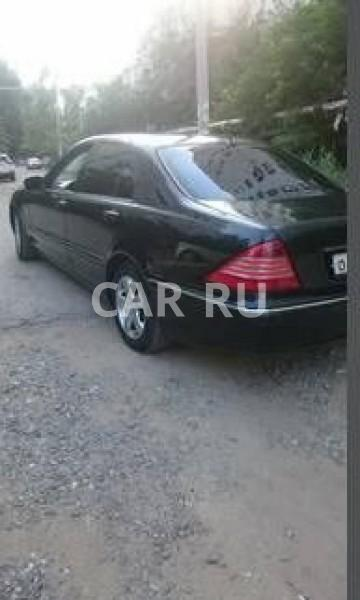 Mercedes S-Class, Астрахань