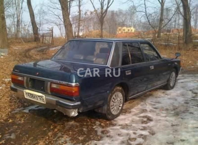 Toyota Crown, Владивосток