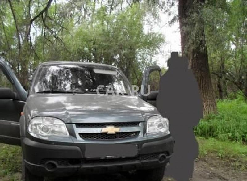 Chevrolet Niva, Барнаул
