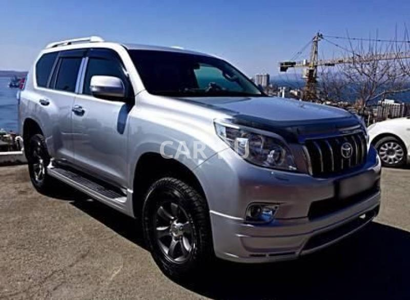 Toyota Land Cruiser Prado, Владивосток