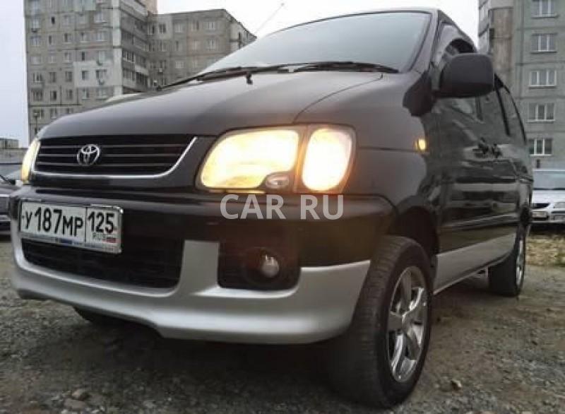 Toyota Lite Ace Noah, Владивосток