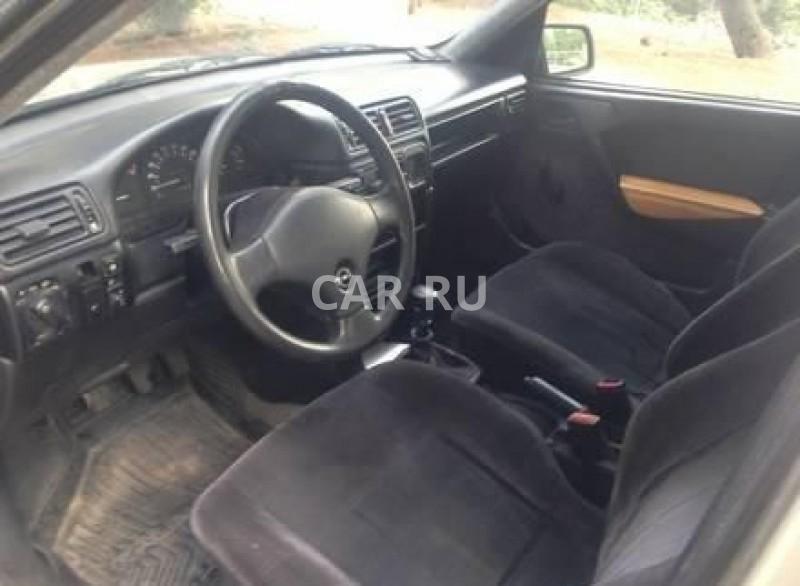 Opel Vectra, Алушта