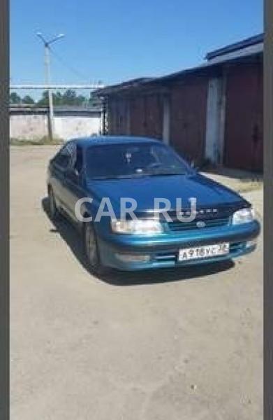 Toyota Carina E, Ангарск