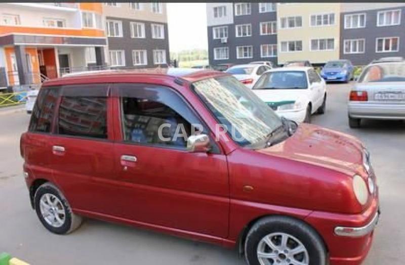 Subaru Pleo Nesta, Барнаул