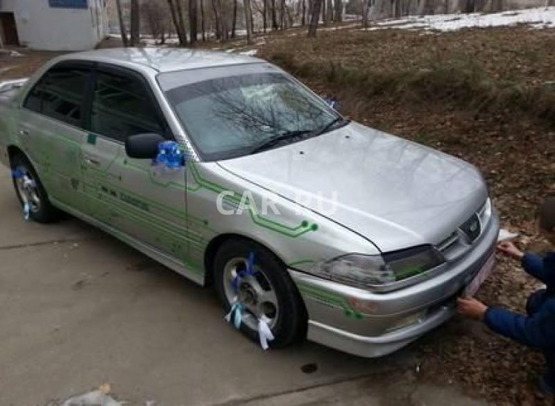 Toyota Carina, Амурск