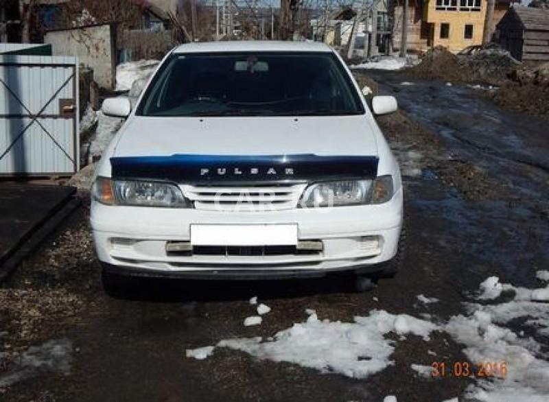 Nissan Pulsar, Анжеро-Судженск