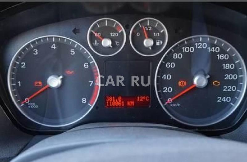 Ford Focus, Артёмовский
