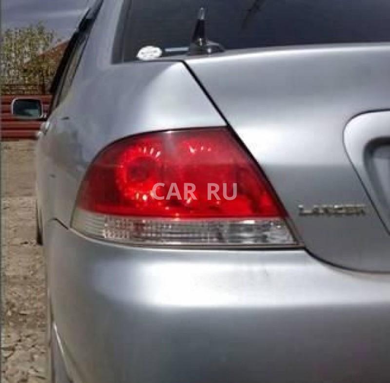Mitsubishi Lancer, Алтайское