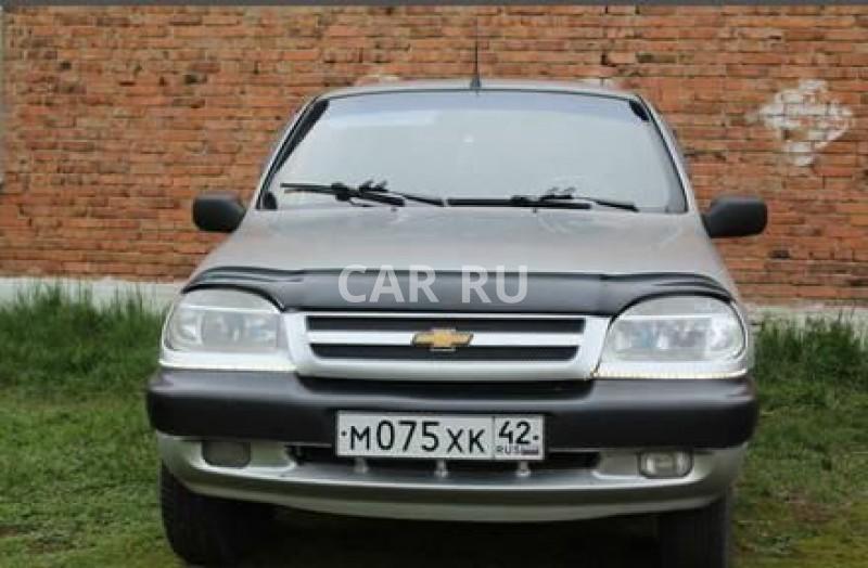 Chevrolet Niva, Белово
