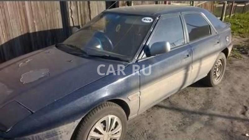 Mazda 323F, Барнаул
