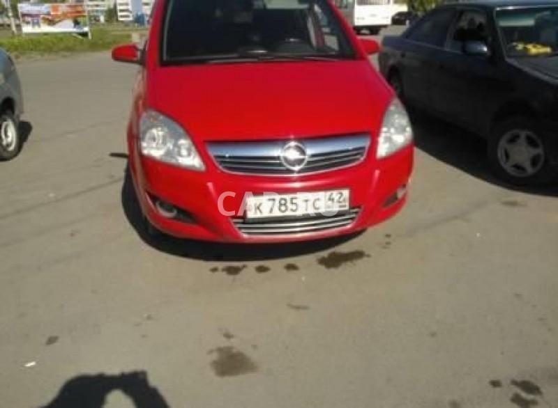 Opel Zafira Family, Барнаул