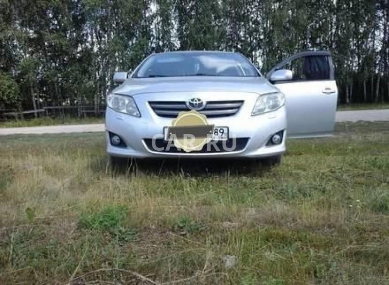Toyota Corolla, Белебей
