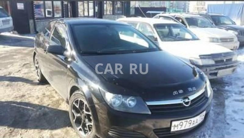 Opel Astra, Барнаул