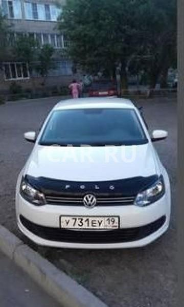 Volkswagen Polo, Абакан