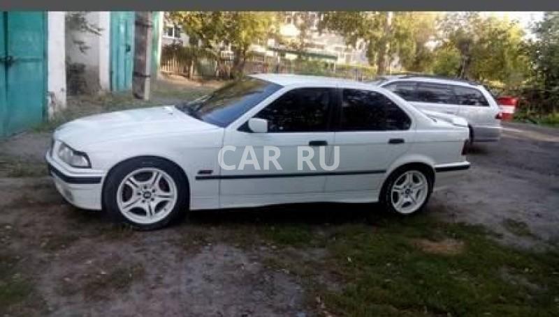 BMW 3-series, Баган
