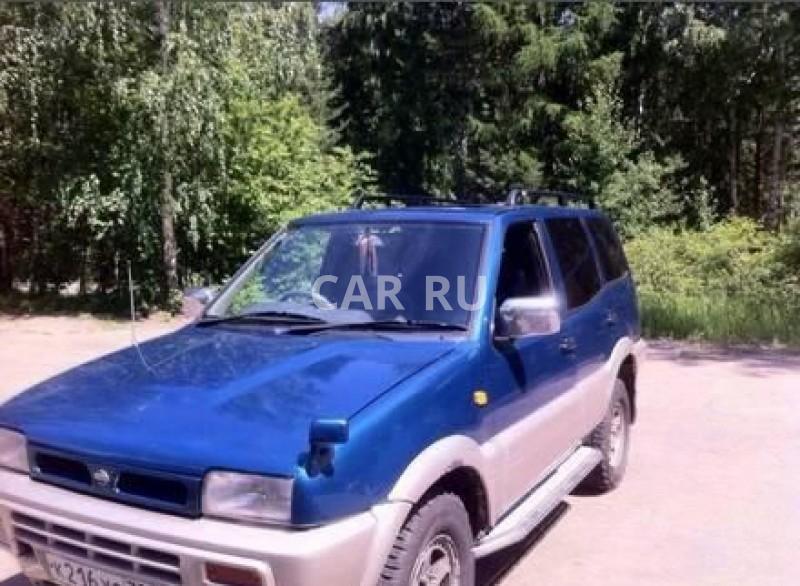Nissan Mistral, Ангарск