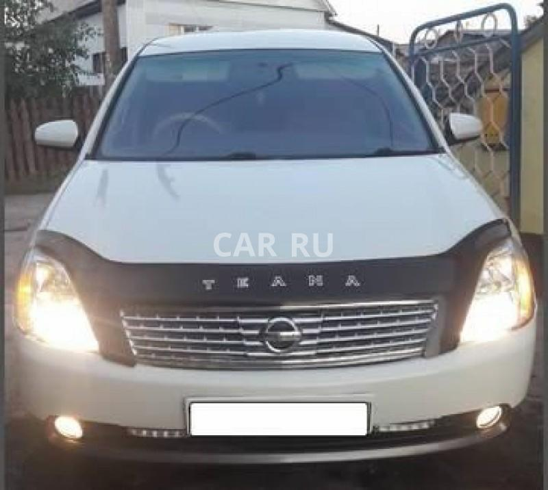 Nissan Teana, Белово
