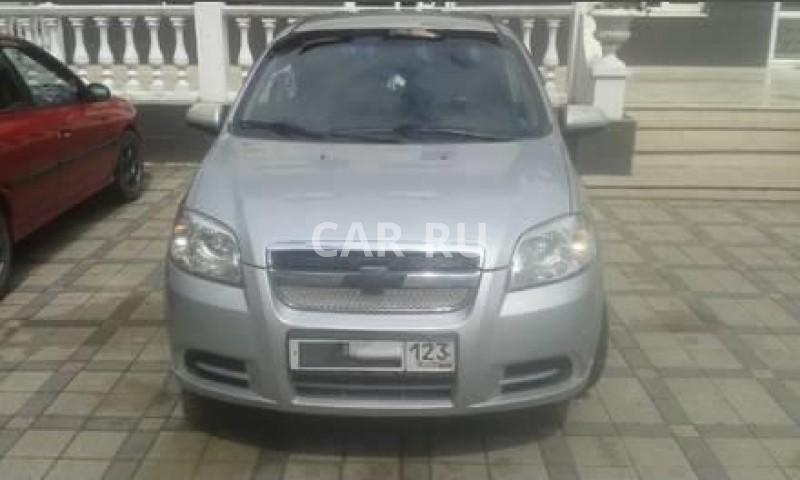 Chevrolet Aveo, Армавир