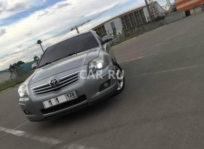Toyota Avensis, Ангарск