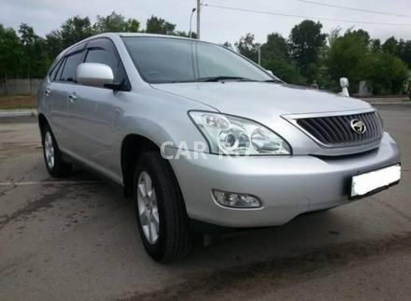 Toyota Harrier, Белогорск