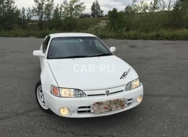 Toyota Corolla Levin, Абакан