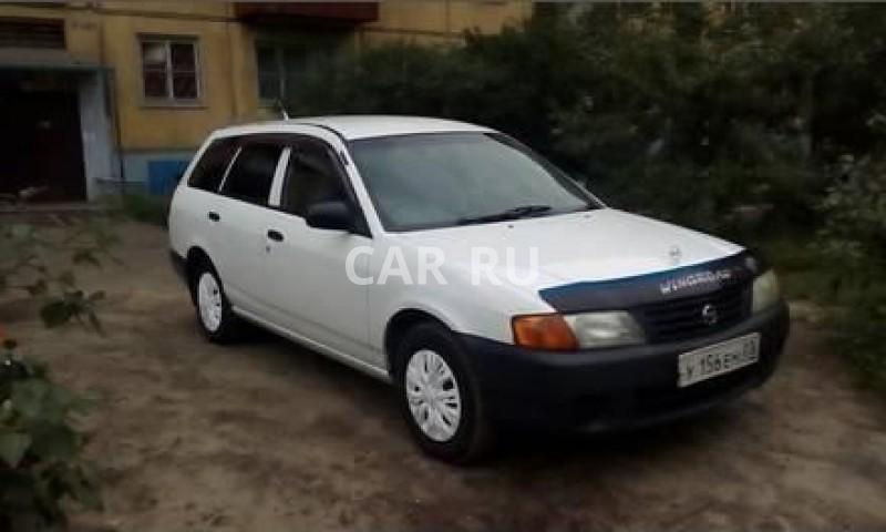 Nissan AD, Ангарск