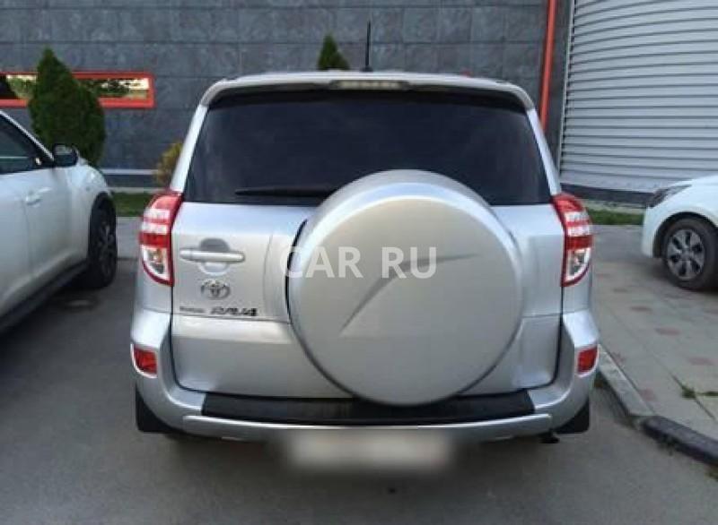 Toyota RAV4, Анапа
