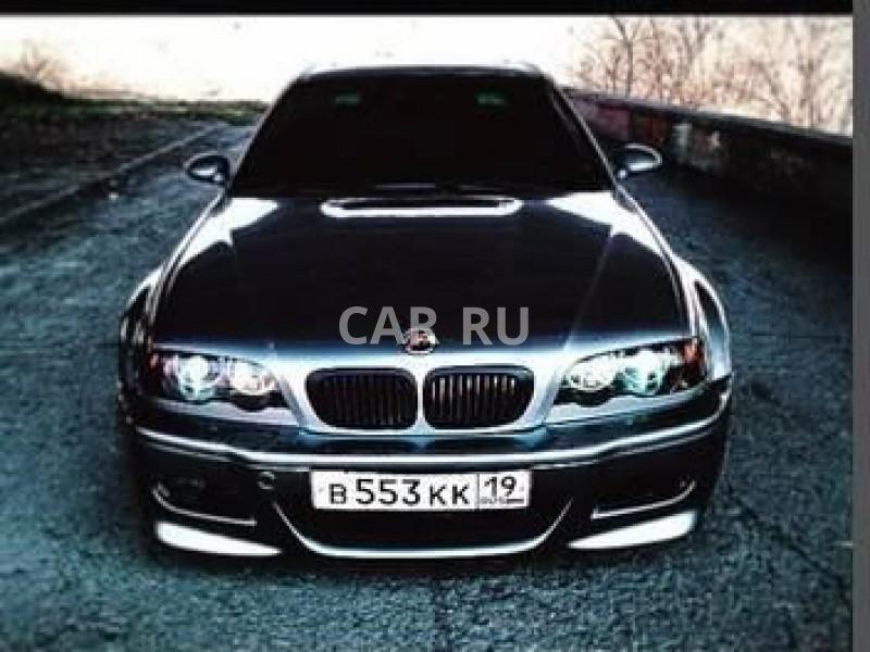 BMW M3, Абакан
