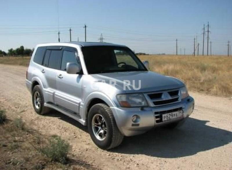 Mitsubishi Pajero, Армянск