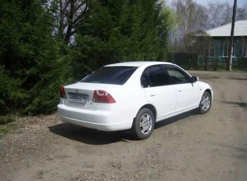Honda Civic Ferio, Абакан