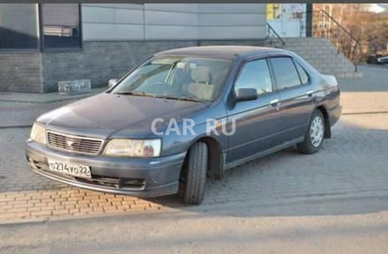 Nissan Bluebird, Барнаул