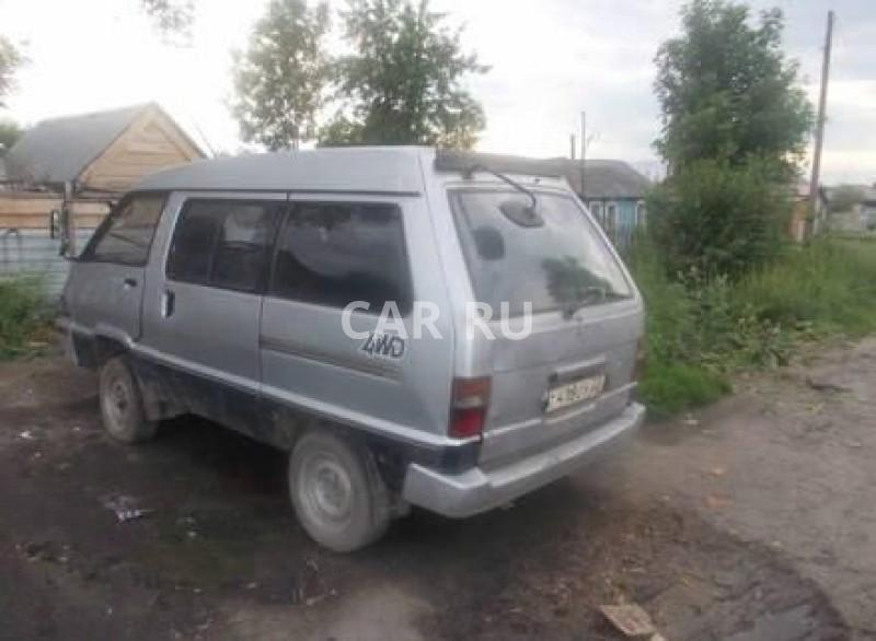 Toyota Master Ace Surf, Алейск