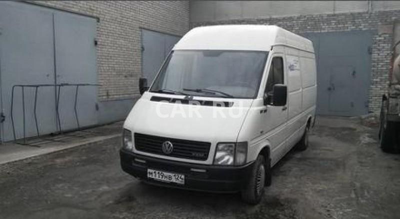 Volkswagen Transporter, Ачинск