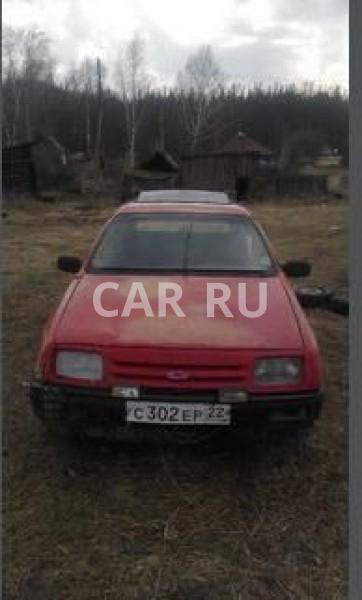 Ford Sierra, Барнаул