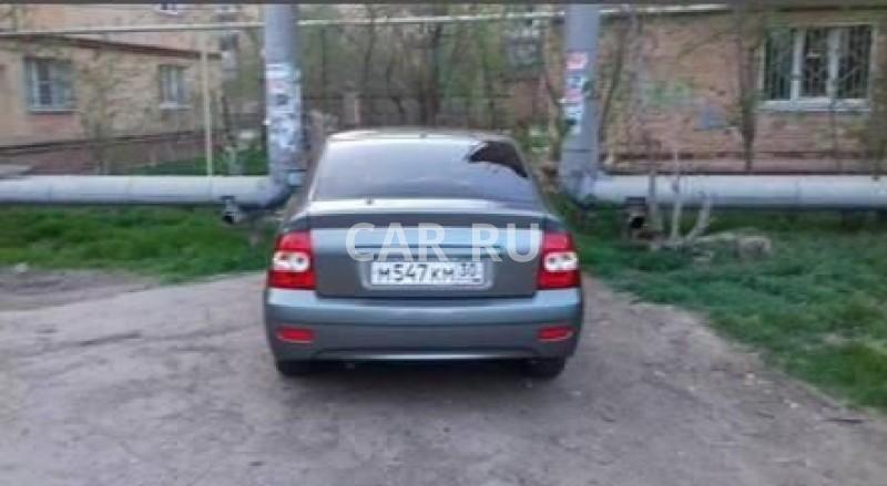 Лада Priora, Астрахань