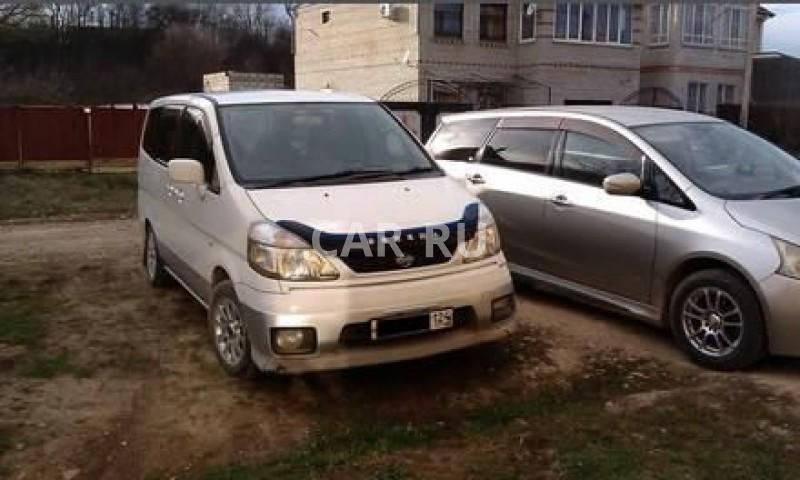 Nissan Serena, Абинск