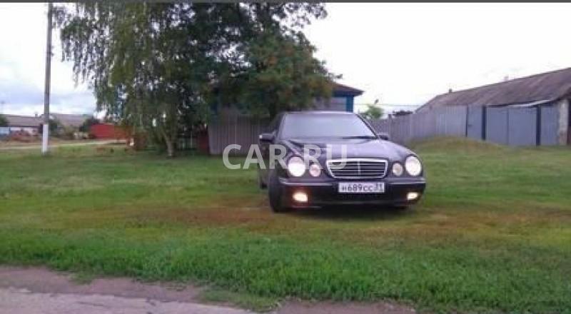 Mercedes E-Class, Алексеевка