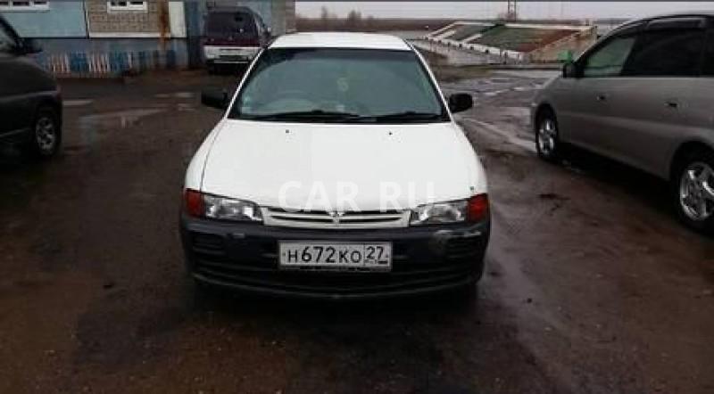 Mitsubishi Libero, Амурск