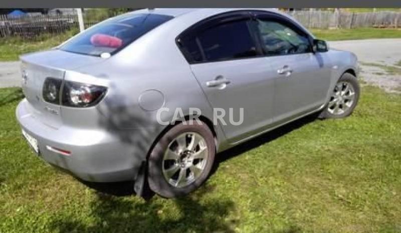 Mazda Axela, Абаза