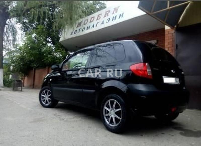 Hyundai Getz, Армавир