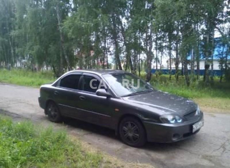 Kia Spectra, Барнаул