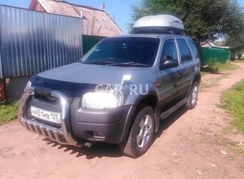 Ford Escape, Арсеньев
