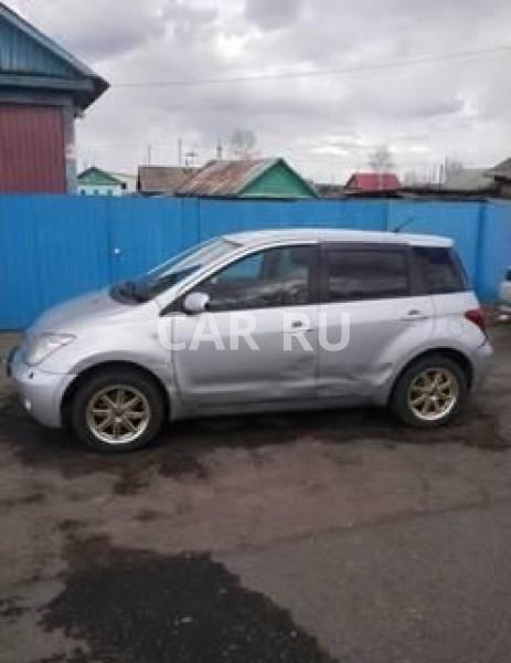 Toyota ist, Белогорск