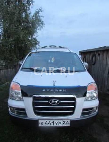 Hyundai Starex, Барнаул