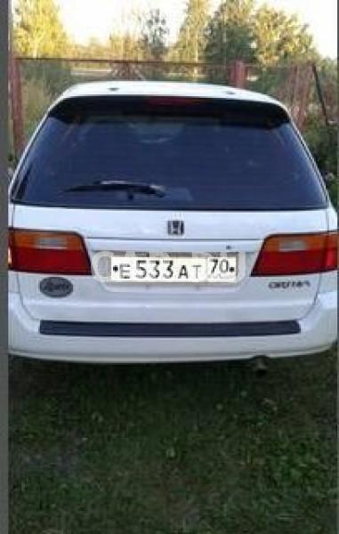 Honda Orthia, Барнаул